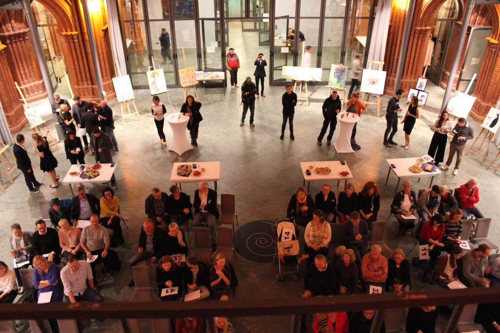 Over 13,000 EUR Raised through Atelier 15 Project